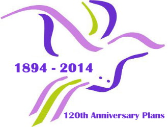 Click here to see what's happening to celebrate the United Church's 120th Anniversary in 2014.