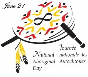 National Aboriginal Day in Olds.