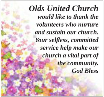 We thank our many volunteers who nurture and sustain our church. Your selfless, committed service help make our church a vital part of the community.