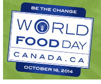 World Food Day is October 16th. Discover the issues around world hunger & poverty. Come be a part of the change.